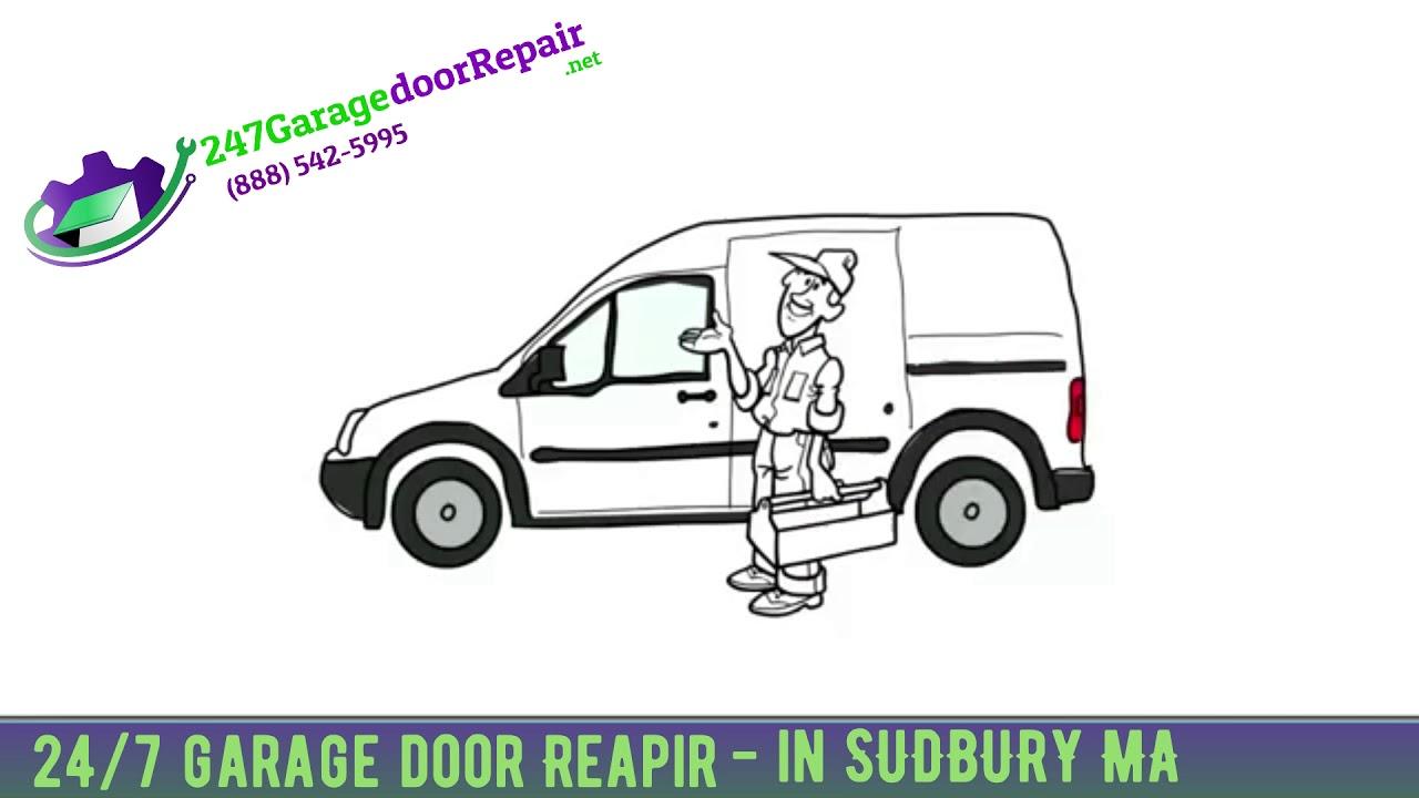 Garage Door Repair SUDBURY MA