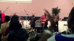 "Pastor Tim Rogers & The Fellas "" I Love To Praise Him"""