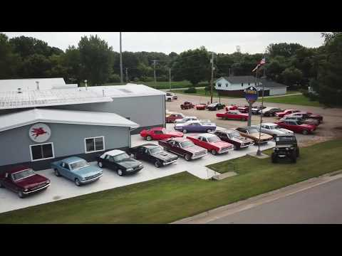"Coyote Classics ""You're Midwest Muscle Car Dealer"""