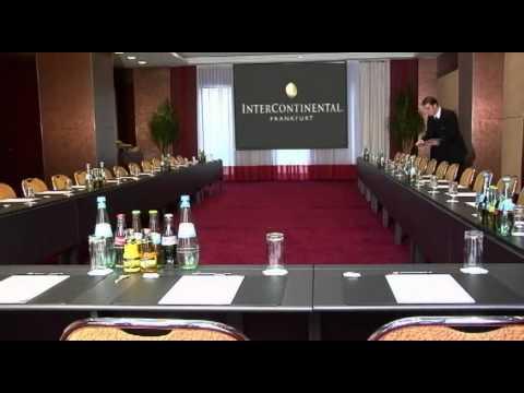 InterContinental Frankfurt Hotel - City Center - River Main