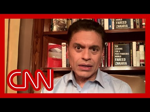 Fareed: Trump spotlighted great weakness of US democracy