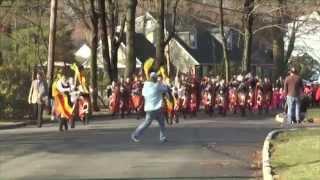 Little League Parade Mountainside, NJ 2014