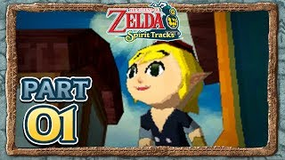 The Legend of Zelda: Spirit Tracks - Part 1 - Final Exam!