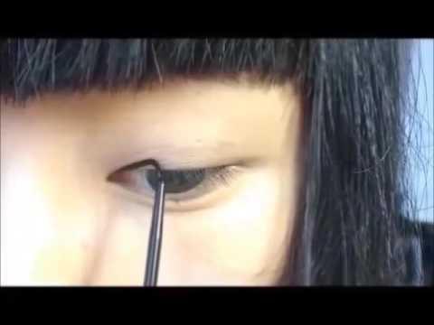 How to look like a Kawaii Doll   Dolly Eye Makeup Tutorial