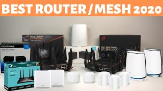 Download Best WiFi Routers and Mesh WiFi Systems 2020 || WiFi 6 Routers and Mesh WiFi 6 Systems
