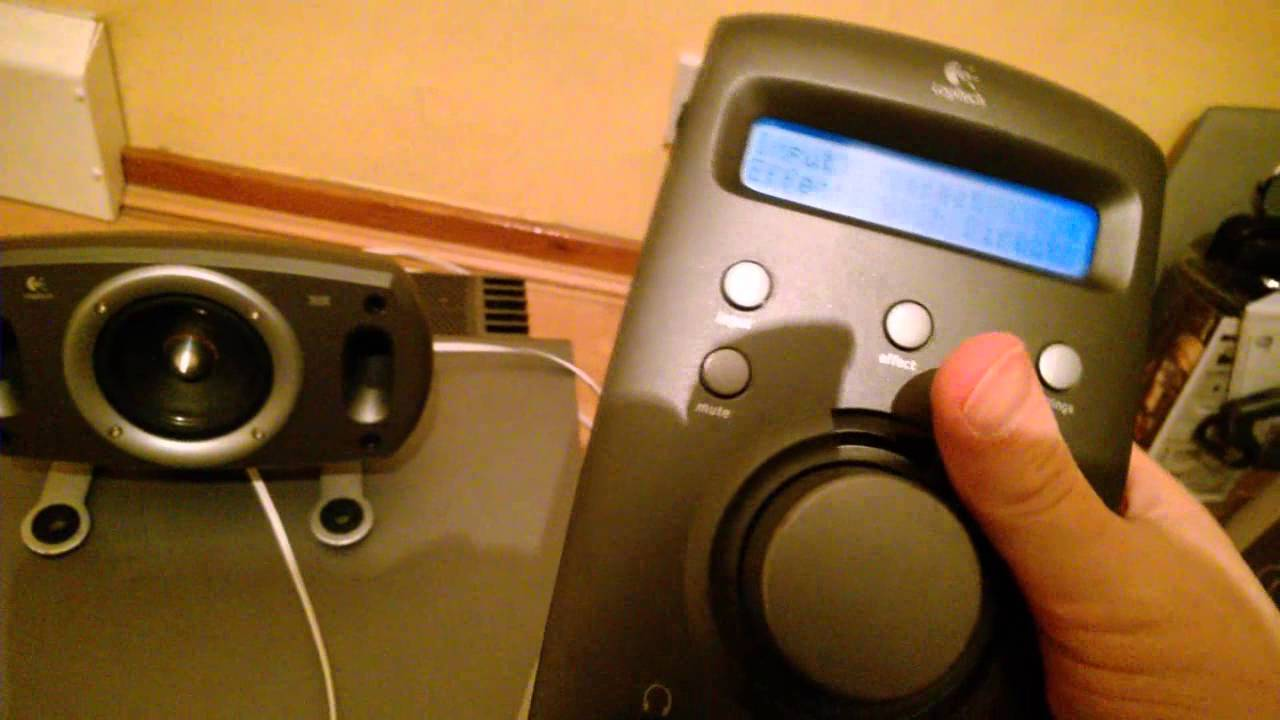 Verwonderend Z-680 speaker system - YouTube QL-69