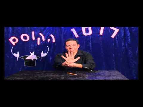 רוני רוסו הקוסם - עפרון מגנטי