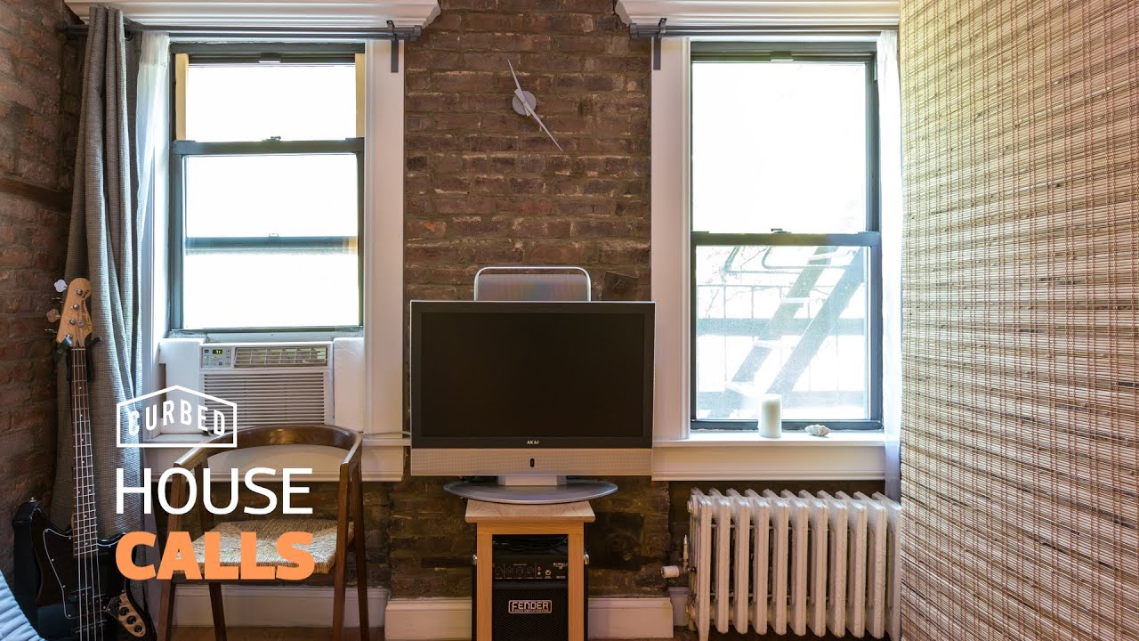 Customizing a 225 SQ FT Studio | House Calls - YouTube