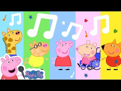 peppa-pig-official-channel-🌟-class-of-madame-gazelle-🎵-peppa-pig-my-first-album-8#
