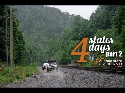 S2E2: 4 States 4 Days - Part 2