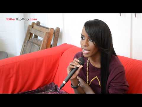 Angel Haze Interview With KillerHipHop