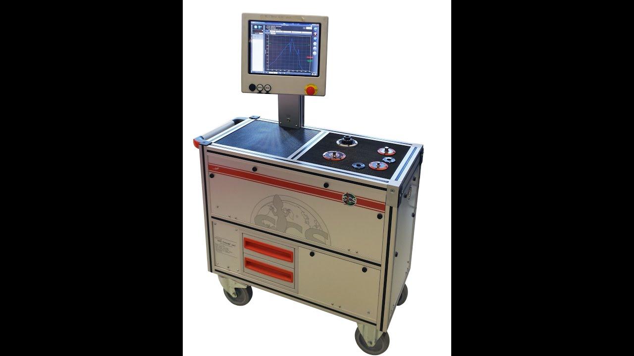 Simulator power bench 86