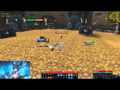 Frost mage 4 piece PvP bonus 1 shot