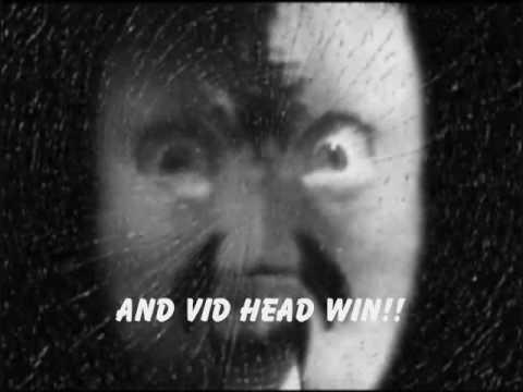 Dic logo scares kid in bed 80 Viacom VID of Doom scare (31110B)