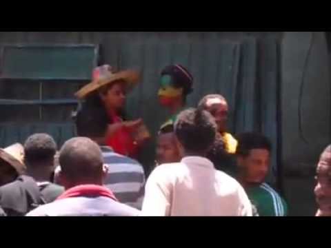 DireTube Video - Ethiopian Walia Team supporters, Ethiopia vs Seychelles