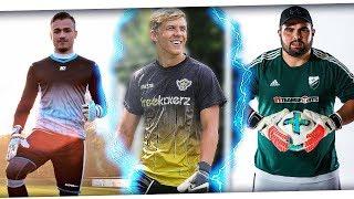 Wer ist der BESTE TORWART auf YouTube?⚽ ft. Goalkeeperz, Freekickerz & mehr! PMTV