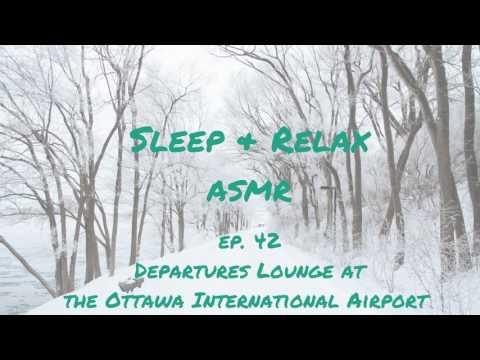 Departures Lounge at the Ottawa International Airport