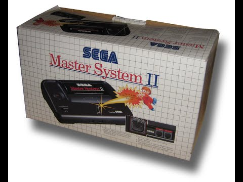 Sega master system 2 console cupodcast youtube - Console sega master system 2 ...