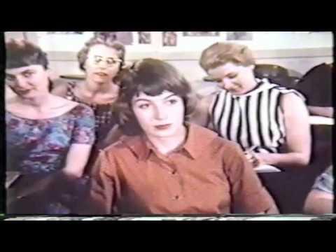 Claremont Colleges promotional video, circa 1963