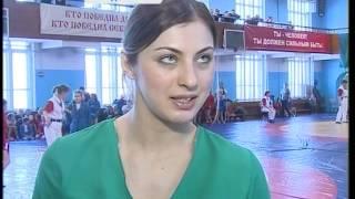 Открытые Первенства по женскому самбо прошли во Владивостоке