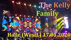 The Kelly Family LIVE @ '25 Years Over The Hump' Tour - Full Set - Halle (Westf.), 17.01.2020