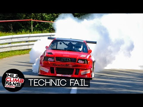 Technic FAIL Compilation ☆ Hill Climb edition