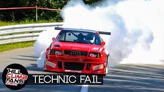 Technic FAIL Compilation ☆ Hill Climb edition