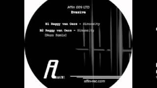 B1 Reggy van Oers - Sinuosity (Affin 009 LTD)
