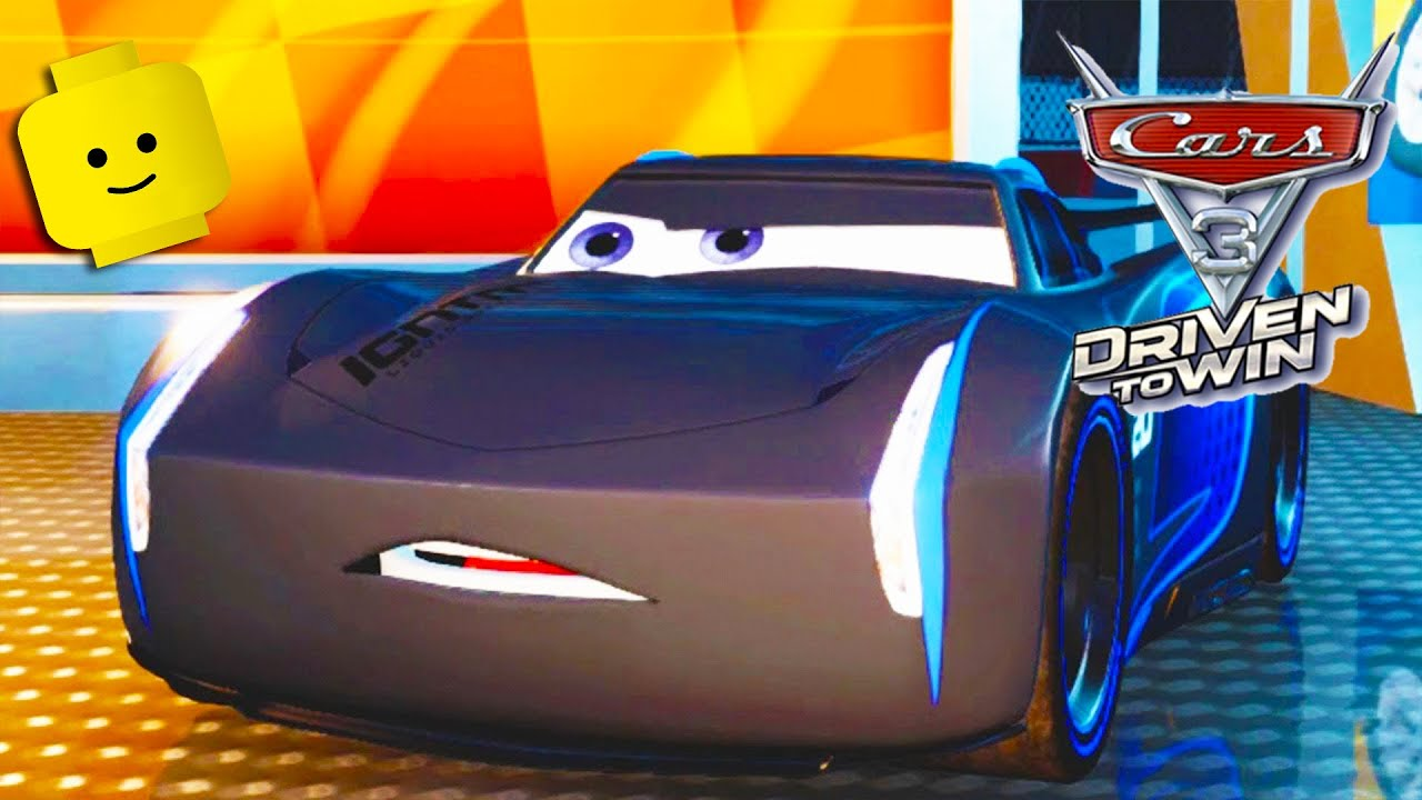 CARS 3 Driven to Win - Lightning McQueen vs Jackson Storm Part 20 | Best Game Videos