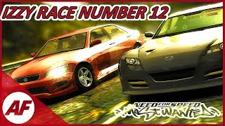 Need for Speed Most Wanted 2005 Number 12 on a Blacklist Let