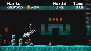 Super Roblox Bros - IsaSushi testando o jogo do SuperMario no Roblox