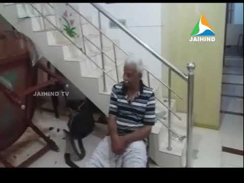 CPM attacks Muslim League activists; Fear accumulates in Kavvayi , Kannur | Jaihind News@28.12.2017