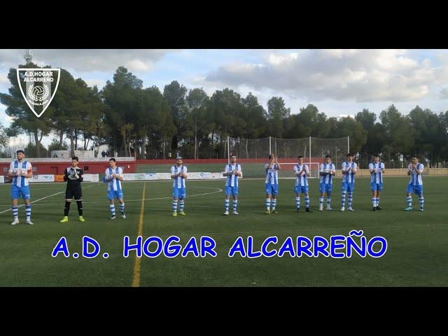 GOL DE FERNANDO CUENCA RUZA .   MOCEJON 0  - 1 HOGAR ALCARREÑO 8 NOVIEMBRE 2020