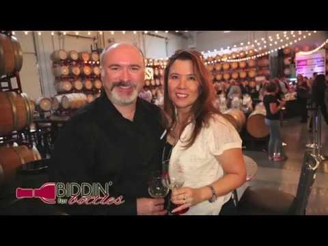 Henderson's Biddin For Bottles 2015 at Grape Expectations PHOTOS