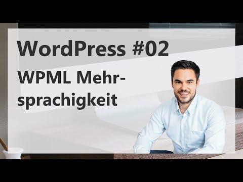 WPML macht WordPress Mehrsprachig (Deutsches Tutorial)