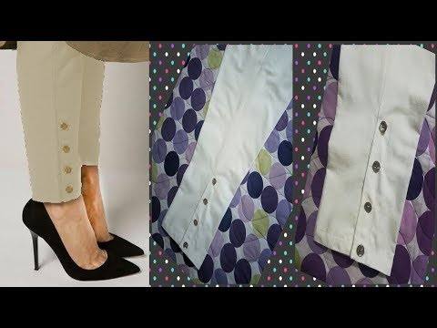 Trouser Cutting And Stitching