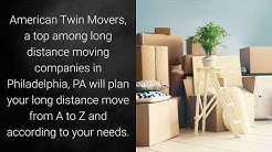 best moving companies | Commercial Moving Services PA | American Movers Philadelphia