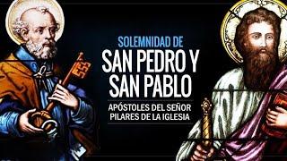 Oración Poderosa A San Pedro Y San Pablo