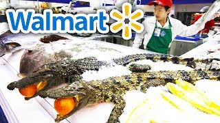 10 Walmart Food Items Only Found In China