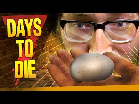 I ATE EGG   New 7 Days To Die