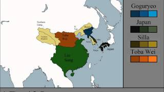 The History of East Asia: Every Year