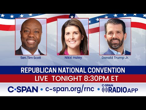 Republican National Convention (Day 1)