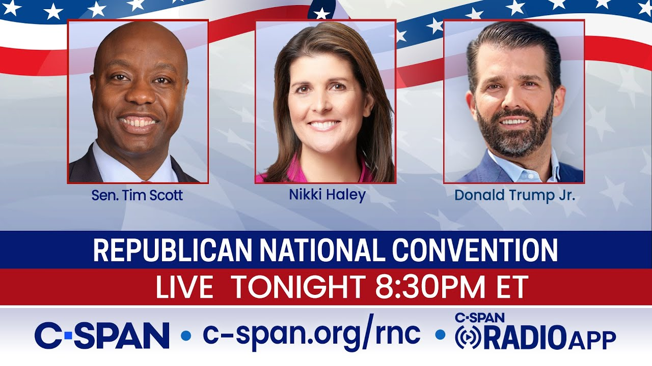 Republican National Convention | Night 1