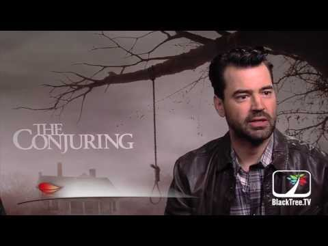 Lili Taylor and Ron Livingston | The Conjuring
