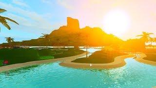 Creazione di un Bora Bora virtuale su Roblox