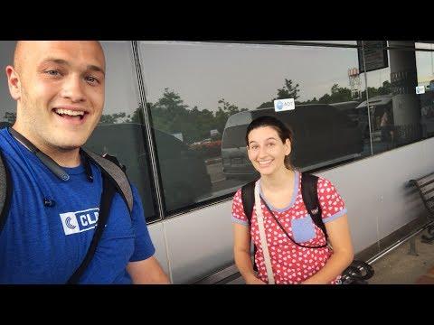 Travel Vloggers : BanksCast : Off to Thailand Honeymoon!