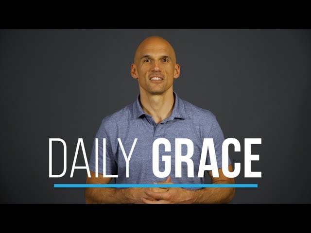 The Gift of Shepherding - Daily Grace 980