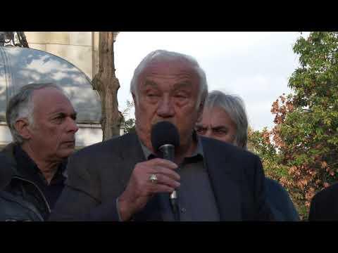 Marché de Noël interdit par la Mairie de Paris. Marcel Campion. Paris/France - 02 Novembre 2017