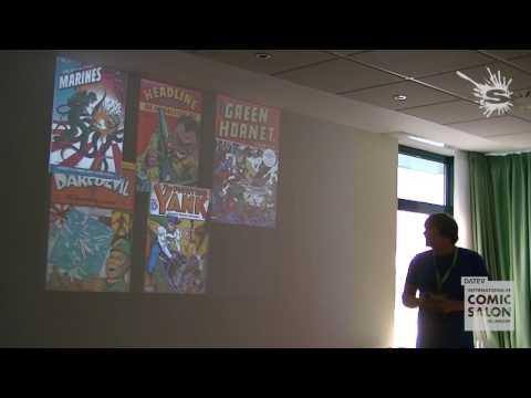 Vortrag: Stereotype über andere Kulturen in Comics