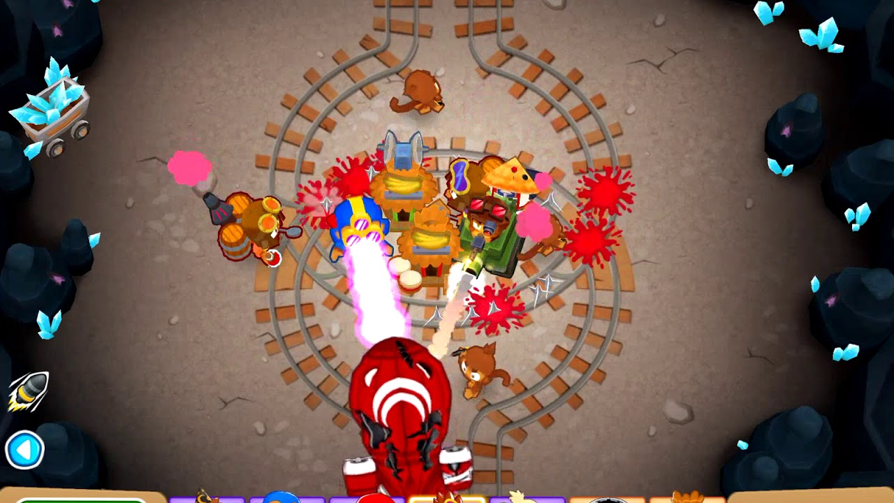 Bloons TD 6 - Underground CHIMPS v8 1 with Perma-Brew (BTD6 v8)